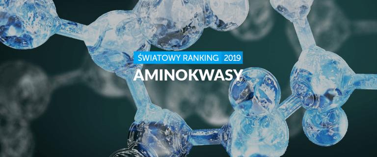 Najlepsze Aminokwasy – Ranking 2019