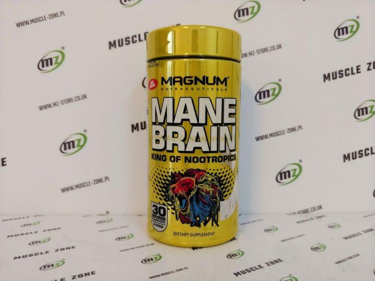 Mane Brain – Nowa Formuła Nootropowa!