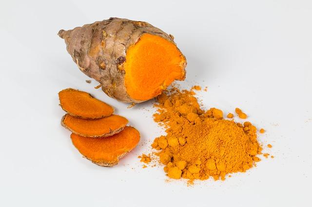 Jaka jest optymalna zawartość kurkuminy w kurkumie?