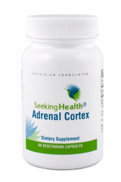 Seeking Health Adrenal Cortex 60 caps