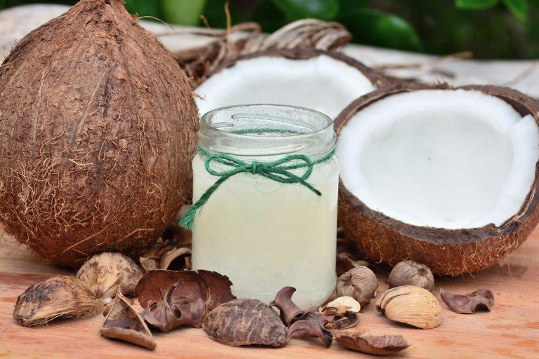 Olej kokosowy a zawartość MCT