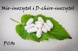 Mio-inozytol i D-chiro-inozytol: leczenie pierwszego rzutu PCOS