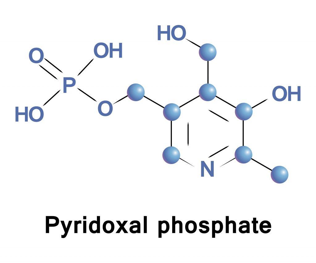 Fosforan pirydoksalu - najbardziej biodostępna forma witaminy B6