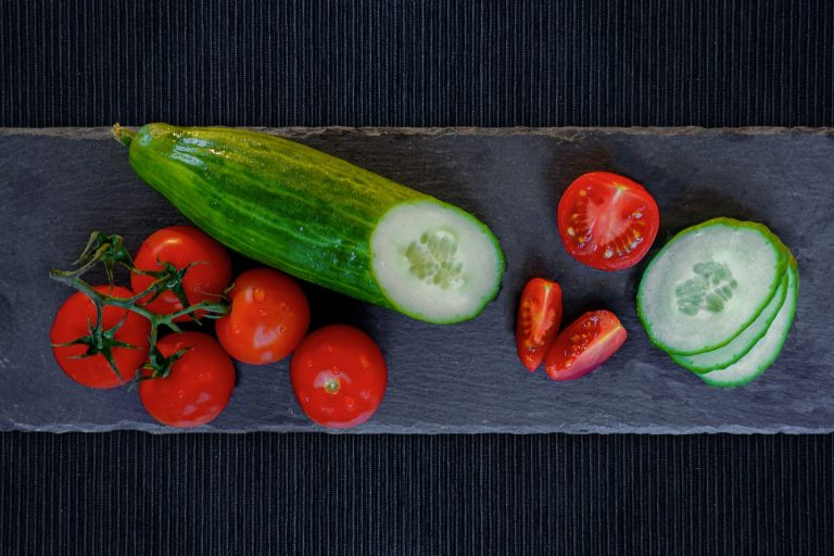 Pomidor i ogórek – zakazane połączenie?