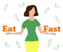 Przerywany post może poprawić zdrowie otyłych kobiet