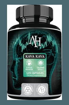 Rekomendowany produkt zawierający ekstrakt Kava kava
