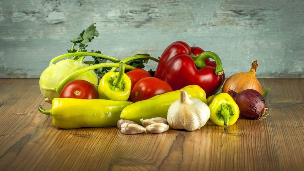 Dieta Pegan obejmuje w znacznej ilości warzywa oraz owoce.