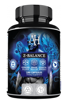 Apollo Hegemony Z-Balance - produkt przeznaczony specjalnie do wspomożenia metabolizmu cynku w organizmie, łączacy Cynk oraz Miedź!