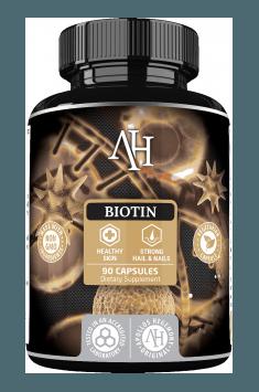 Apollo Hegemony Biotin - efektywna dawka biotyny w niskiej cenie!