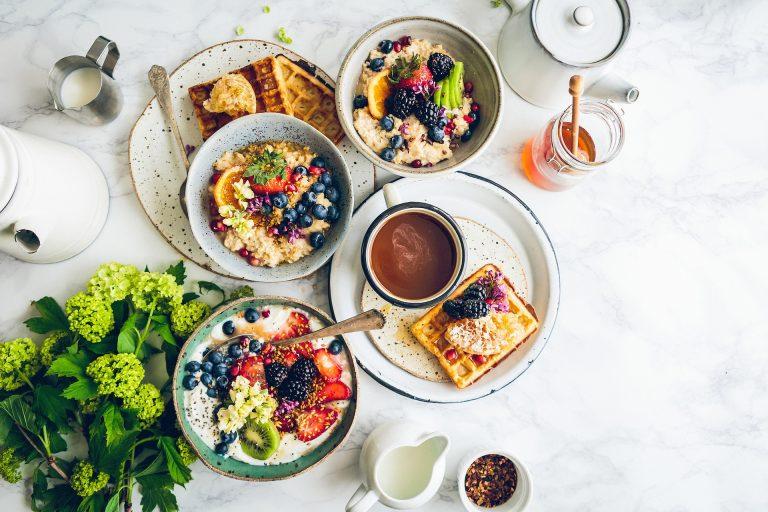 Śniadanie – 7 najlepszych produktów na pierwszy posiłek!