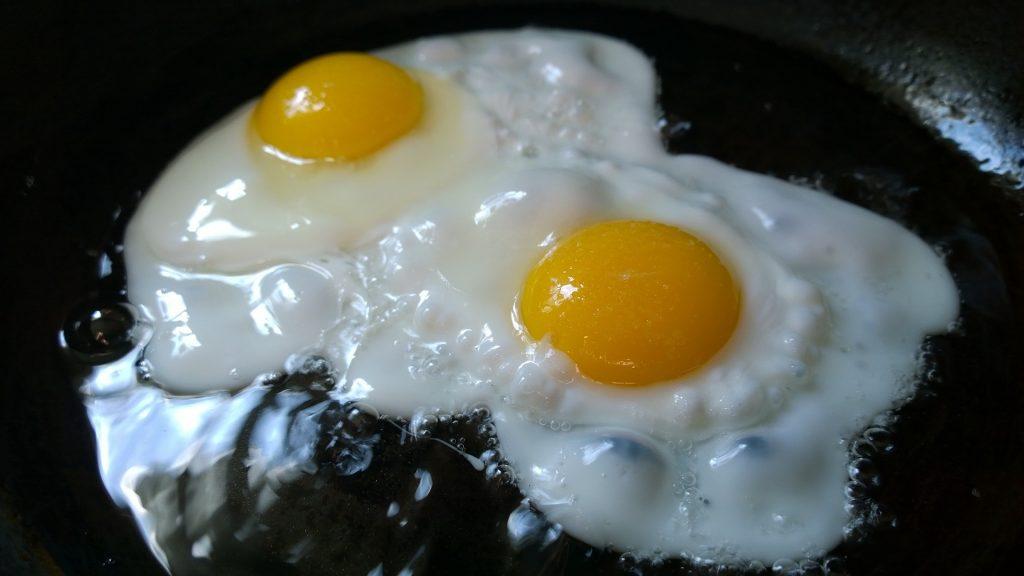 Jajka - najbogatsze źródło biotyny w diecie!