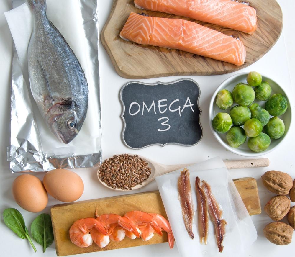 Główne źródła kwasów Omega 3