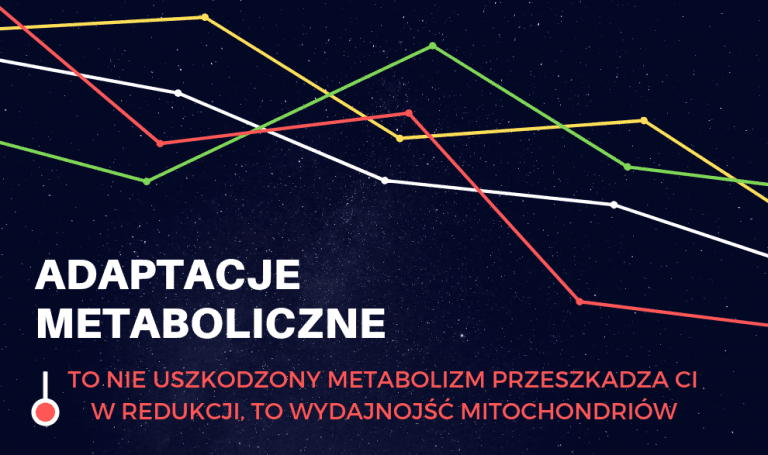 Adaptacje Metaboliczne Część 1: To nie uszkodzony metabolizm