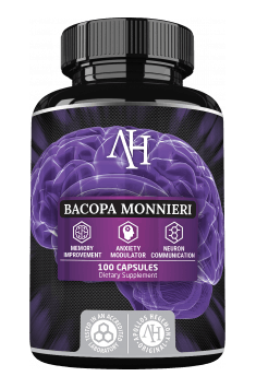 Rekomendowana Bacopa Monnieri od Apollo Hegemony