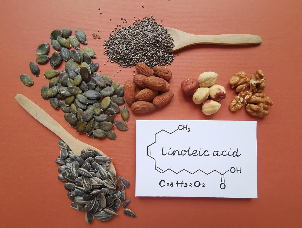 Kwas linolowy - podstawowy kwas Omega 6 oraz jego źródła