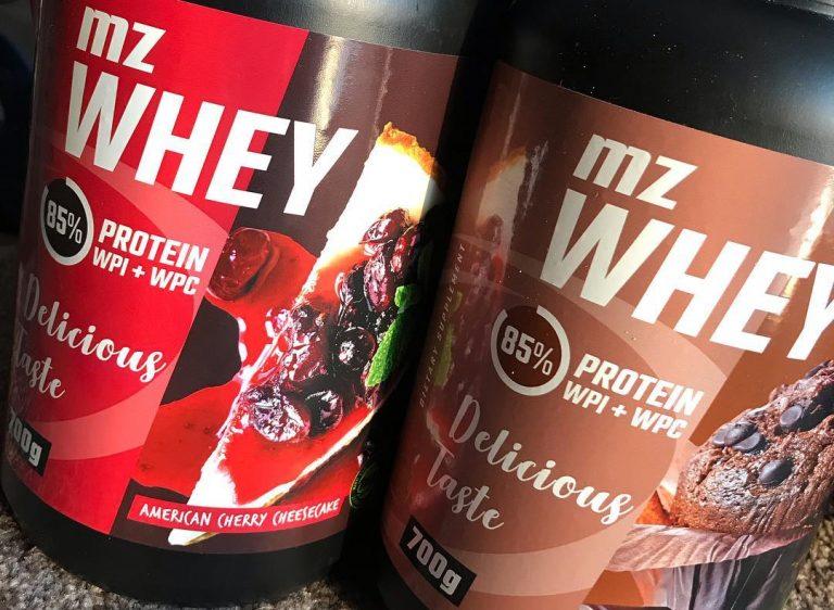 MZWHEY – ile białka w białku? – Wyniki