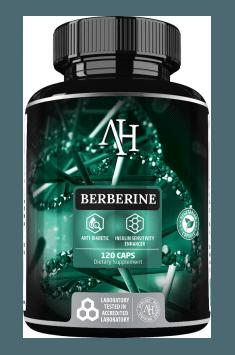 Apollo Hegemony Berberine - efektywna dawka berberyny w postaci wysokoprzyswajalnego chlorowodorku