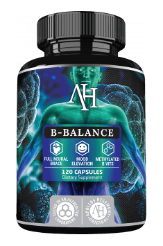 Apollo Hegemony B-Balance - pełen kompleks witamin B w bioaktywnych formach