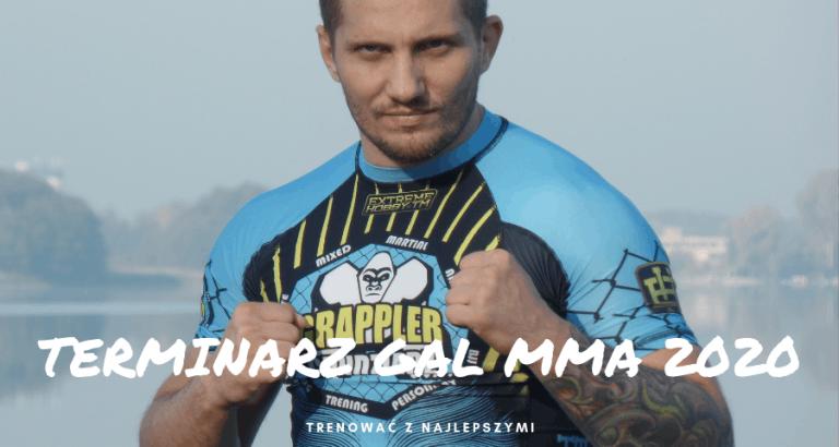 Terminarz Gal MMA 2020