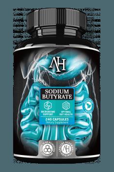Sodium Butyrate od Apollo Hegemony - wysoka dawka maślanu sodu w niskiej cenie!