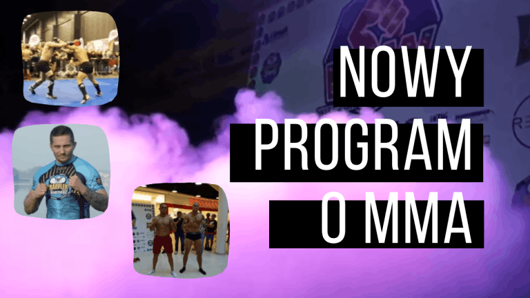 Nowy program o MMA