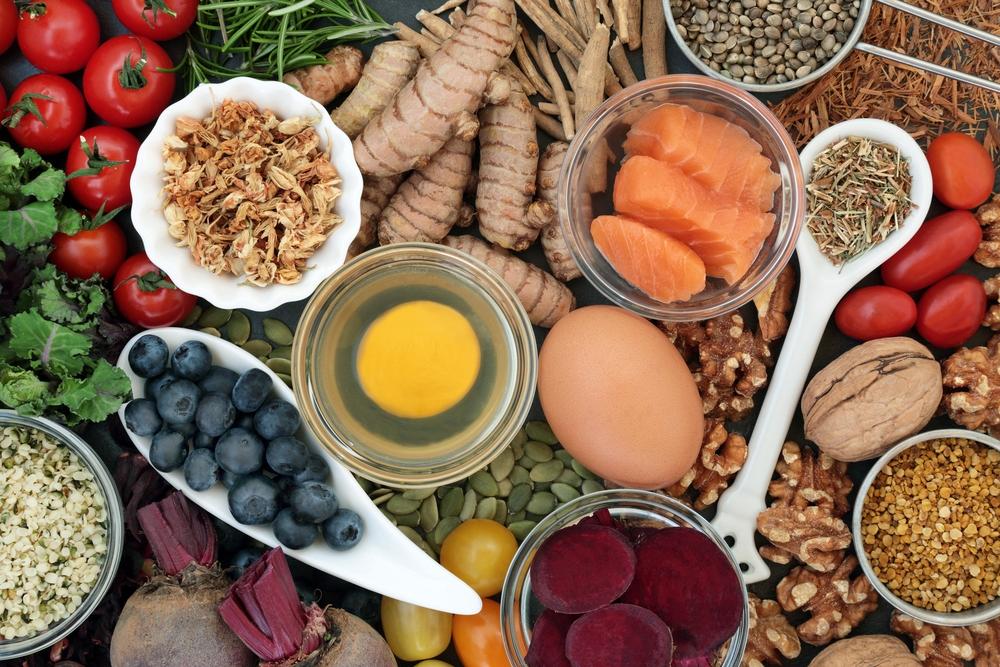 Najważniejsze źródła choliny w żywności