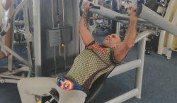 klata po dluuuuuuuuuuuuugiej przerwie i lekko biceps