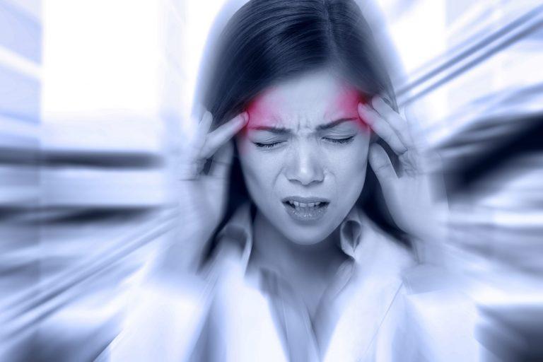 Jak pozbyć się migreny cz. 1