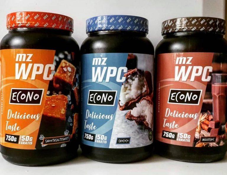WPC Econo – wyniki badań na zawartość białka