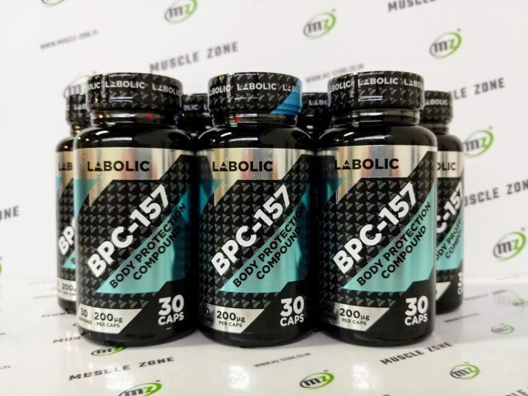 #9 Badania suplementów diety – BPC-157 Labolic