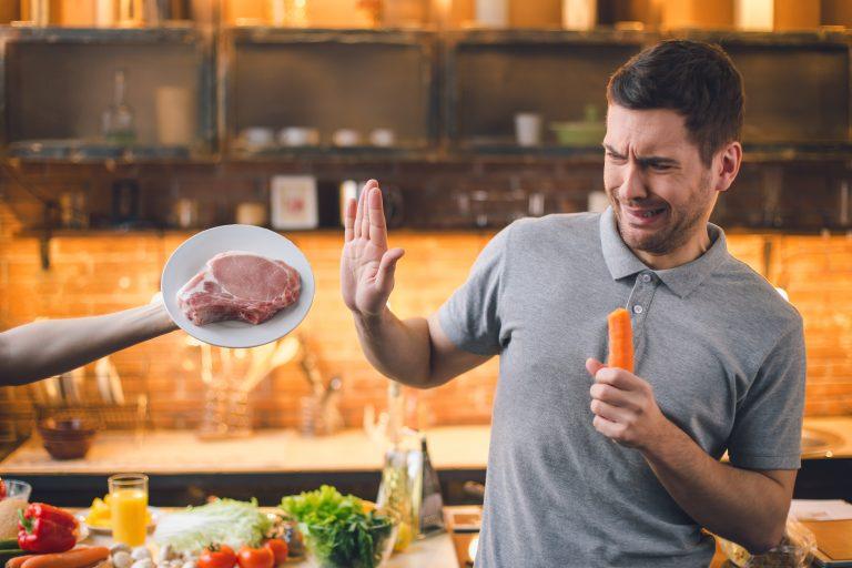 Czy spożycie mięsa warunkuje męskość?