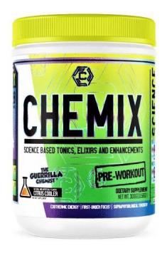 Pre Workout od Chemixa - nowa jakość suplementów przedtreningowych!
