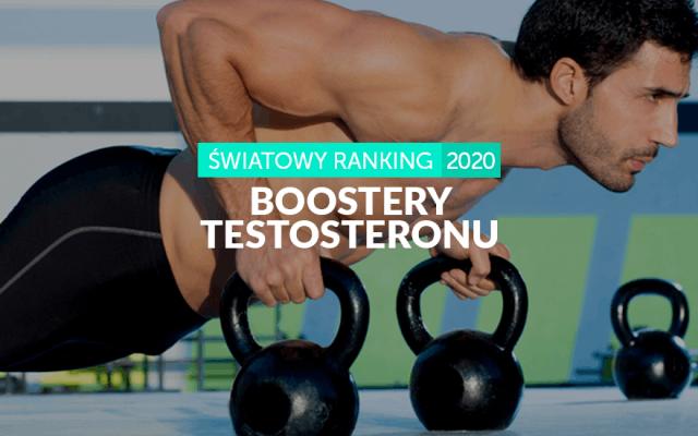 Najlepsze Boostery Testosteronu – Ranking 2020