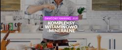 Ranking kompleksów witaminowo-minerałowych