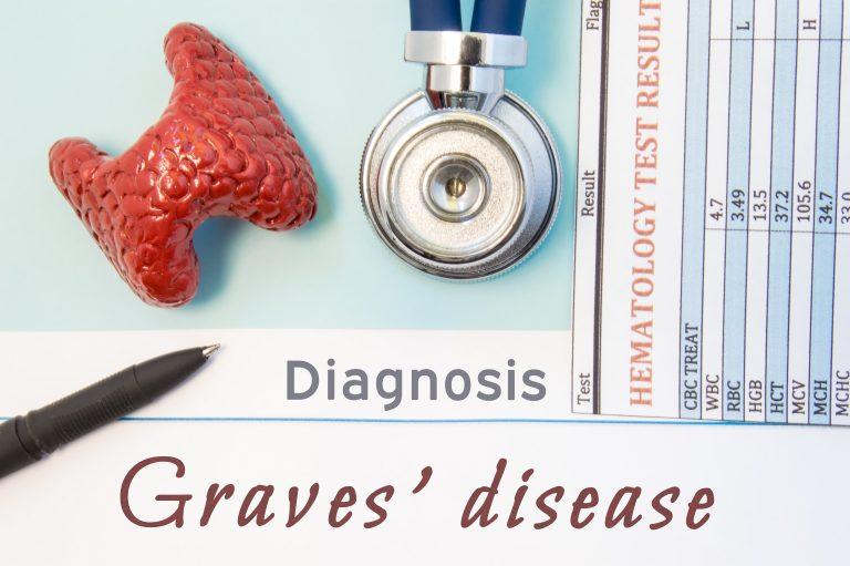 Odżywianie w chorobie Gravesa-Basedowa