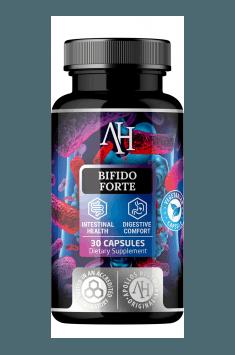 Probiotyk rekomendowany na zespół jelita drażliwego - Bifido Forte od Apollo Hegemony