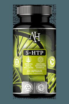 Rekomendowany suplement z 5-hydroksytryptofanem - Apollo's Hegemony 5-HTP