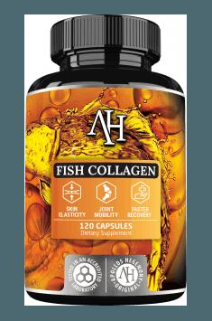 Fish Collagen od Apollo Hegemony to nowy suplement zawierający dużą dawkę wysokojakościowego kolagenu z ryb