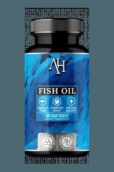 FIsh Oil firmy Apollo's Hegemony - wysoka dawka kwasów Omega 3