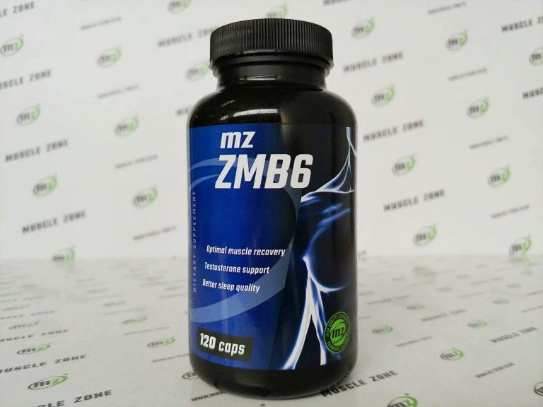 #16 Badania suplementów – MZ-Store ZMB6