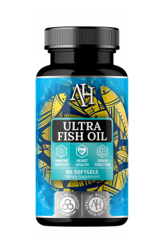Apollo Hegemony Ultra Fish Oil