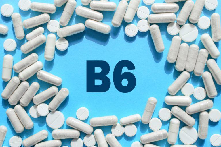 Pirodyksyna vs P-5-P w suplementacji witaminy B6
