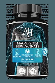 Rekomendowany suplement z glicynianem magnezu - Apollo's Hegemony Magnesium Bisglycinate