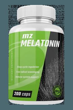 MZ Store Melatonin - najbardziej ekonomiczny suplement zawierający melatoninę