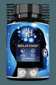 Apollo's Hegemony Melatonin - rekomendowany preparat z Melatoniną o stężeniu 3mg na porcję