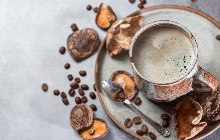 Kawa z grzybami leczniczymi – Mushroom Cofee