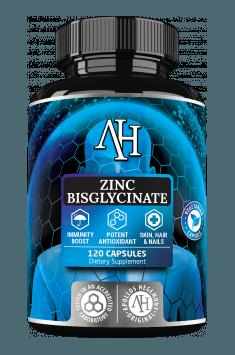 Apollo's Hegemony Zinc Bisglycinate - przebadany suplement z cynkiem