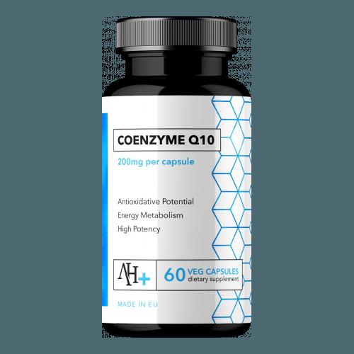 Rekomendowany suplement z koenzymem Q10 - Apollo's Hegemony Coenzyme Q10