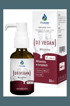 Witamina D3 Vegan