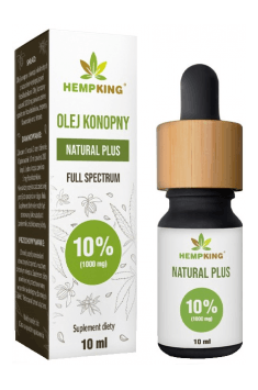 Olej Konopny Natural Plus